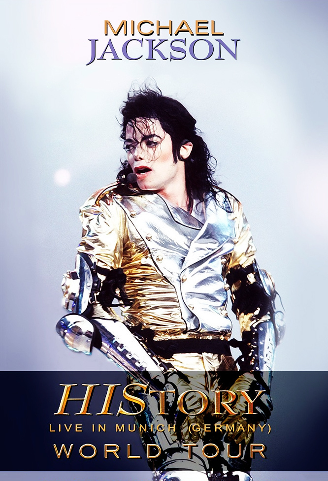 Michael Jackson History Tour Live Munich (Germany) Full Concert - Michael In Viaggio